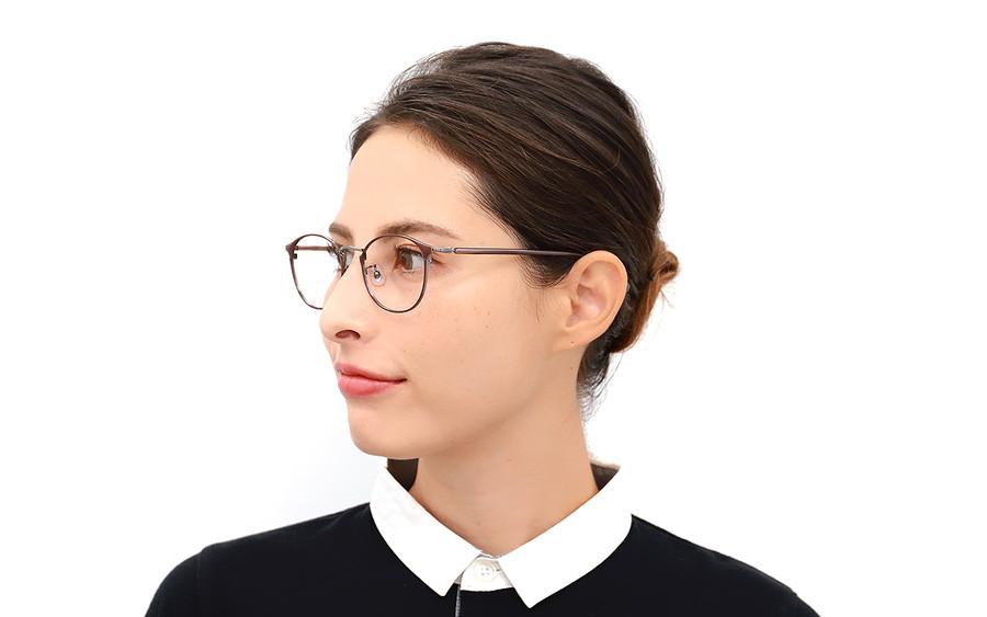 Eyeglasses mi-mollet × OWNDAYS MI1001B-1A  Black