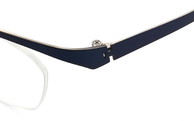 Eyeglasses K.moriyama KM1129-G  Navy