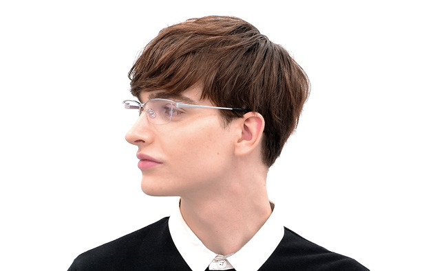 Eyeglasses K.moriyama KM1138G-0S  マットブラック