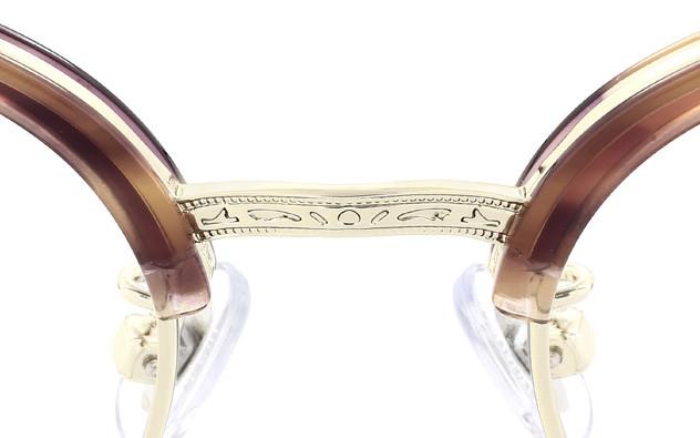 Eyeglasses Graph Belle GB2016-G  ブラウン