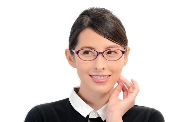 Eyeglasses FUWA CELLU FC2020S-0S  Pink