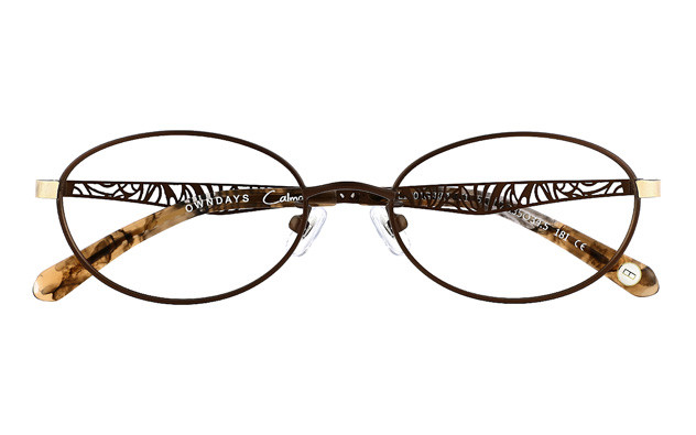 Eyeglasses Calmo CL1001G-8A  ブラウン
