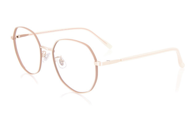 Eyeglasses lillybell LB1010G-0S  Brown
