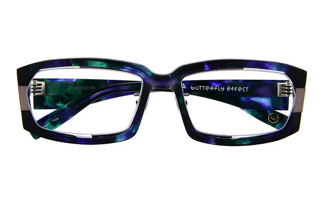 Eyeglasses BUTTERFLY EFFECT BE2016J-9A  パープル