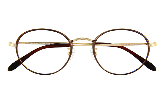 Eyeglasses Graph Belle GB1022B-9S  ブラウン