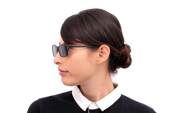 Eyeglasses OWNDAYS SNAP SNP1008N-0S  マットブラック