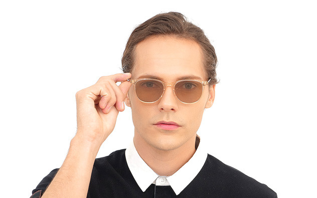 Sunglasses OWNDAYS SUN2061B-9S  Black