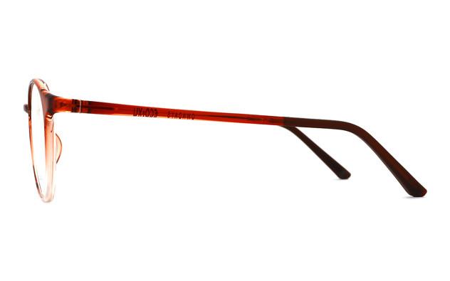 Eyeglasses ECO2XY ECO2012-K  クリアブラウン