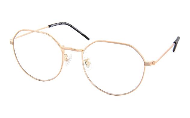 Sunglasses OWNDAYS SUN1046B-9A  Gold