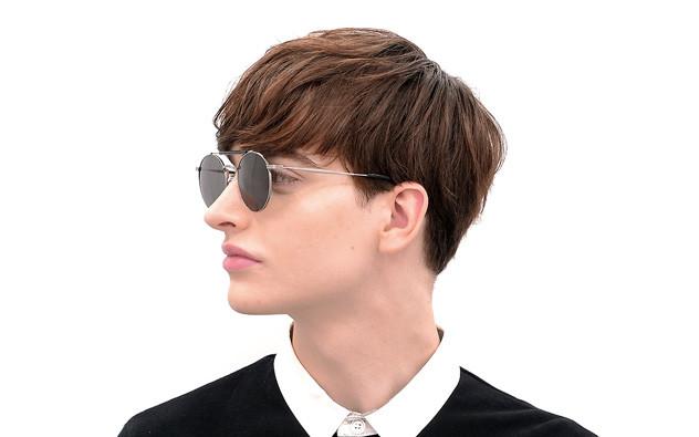 Sunglasses +NICHE NC1024B-0S  ガン