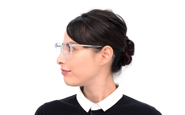 Eyeglasses +NICHE NC3014J-0S  Clear Blue