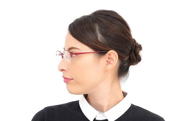 Eyeglasses OWNDAYS OR1039T-9S  ピンク