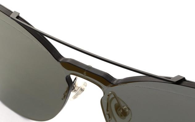 Sunglasses +NICHE NC1010-B  Mat Black