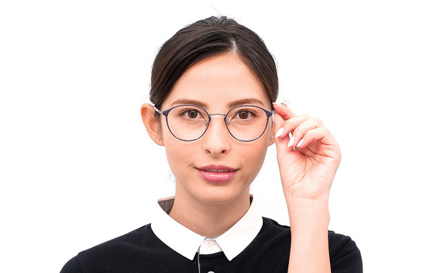 Eyeglasses Graph Belle GB1029B-1S  Black