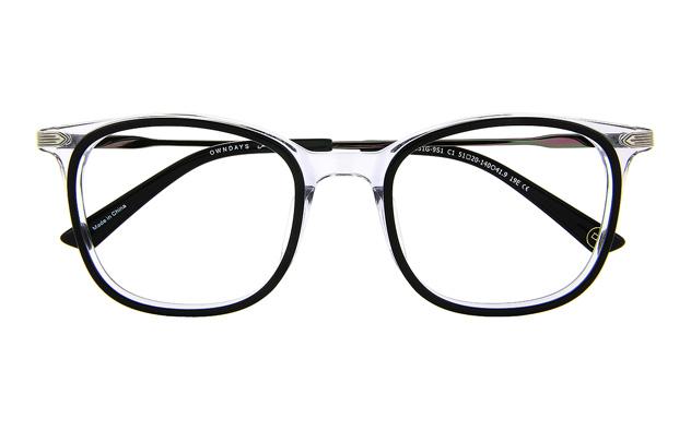 Eyeglasses John Dillinger JD2031G-9S  Black