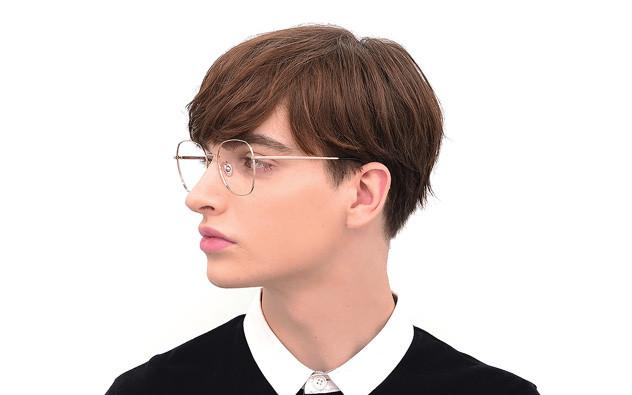 Eyeglasses +NICHE NC3010K-0S  マットブラック