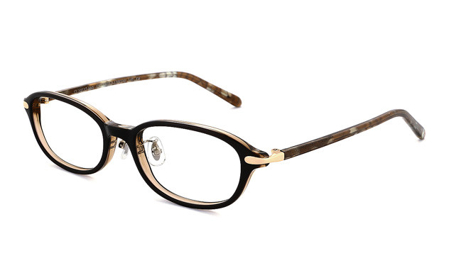 Eyeglasses Calmo CL2003J-8A  ブラウン