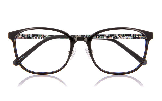 Eyeglasses FUWA CELLU FC2022S-0A  ブラック
