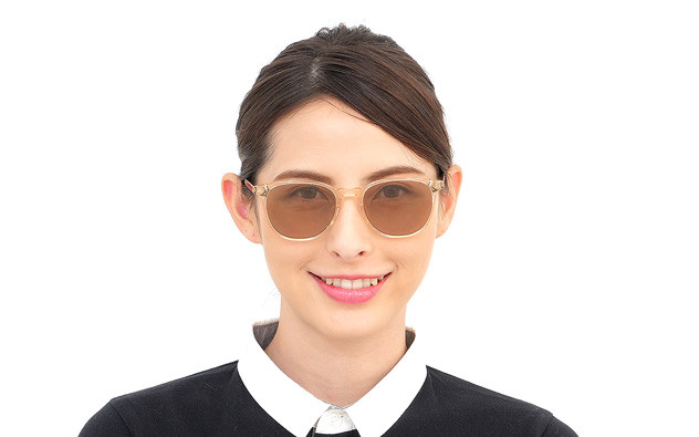 Sunglasses OWNDAYS SUN2061B-9S  ブラック