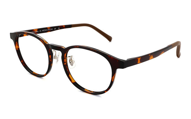 Eyeglasses FUWA CELLU FC2011T-8A  Brown Demi