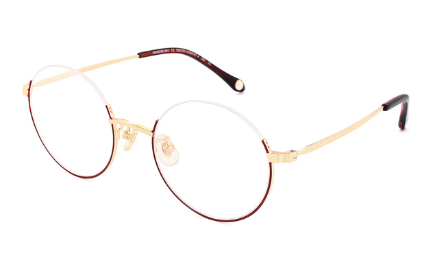 Eyeglasses Graph Belle GB1019G-8A  Red
