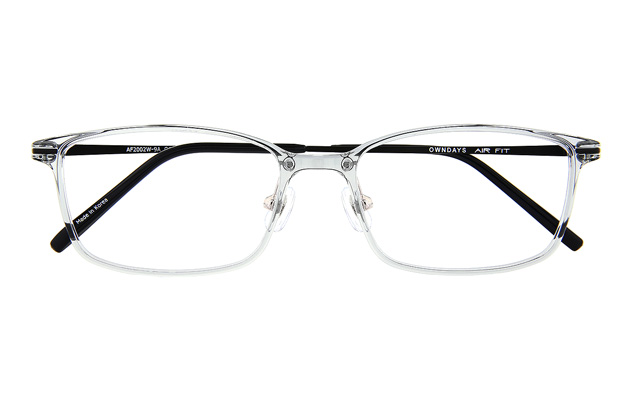 Eyeglasses AIR FIT AF2002W-9A  クリアグレー