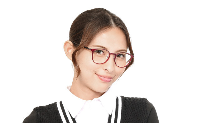 Eyeglasses AIR Ultem AU2023-W  ブラック
