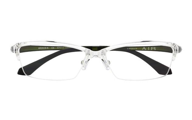 Eyeglasses AIR For Men AR2019-N  クリア