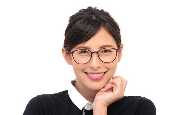 Eyeglasses AIR Ultem Classic AU2061K-9S  ブラウンデミ