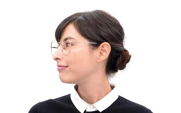 Eyeglasses +NICHE NC3009K-0S  Brown