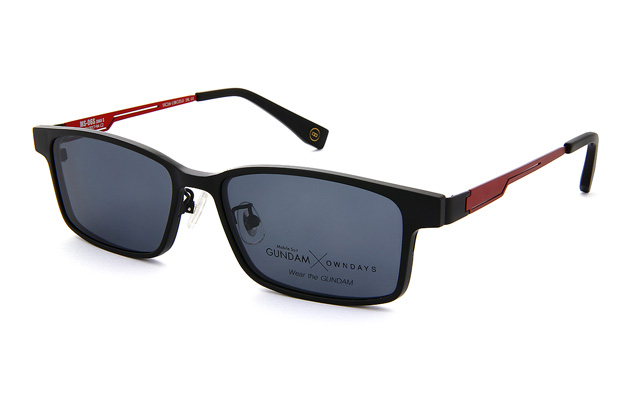 Eyeglasses OWNDAYS GDM1001T-9A  Black