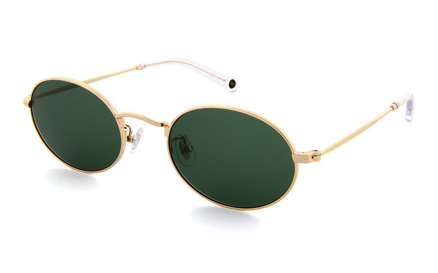 Sunglasses OWNDAYS SUN1038T-9S  ゴールド