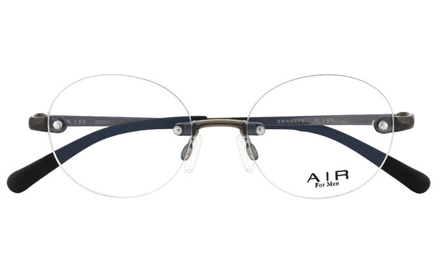 Eyeglasses AIR For Men AR2015-C  クリアグレー