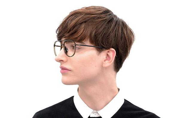 Eyeglasses AIR Ultem AU2066N-9A  Brown Demi