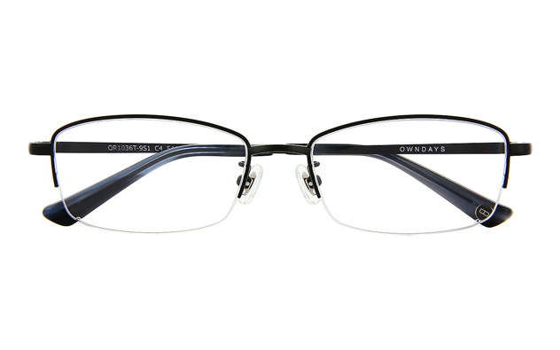 Eyeglasses OWNDAYS OR1036T-9S  Black