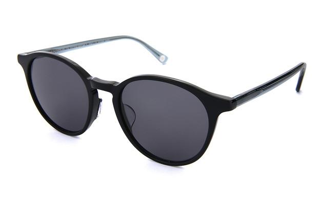 Sunglasses OWNDAYS SUN2060B-9S  Black