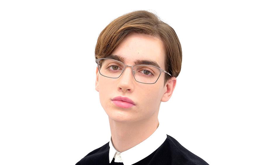 Eyeglasses K.moriyama KM1144T-1S  ゴールド
