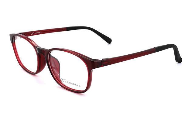Eyeglasses OWNDAYS OR2013-N  Red