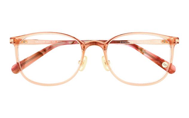 Eyeglasses Graph Belle GB2019N-8A  Mat Orange