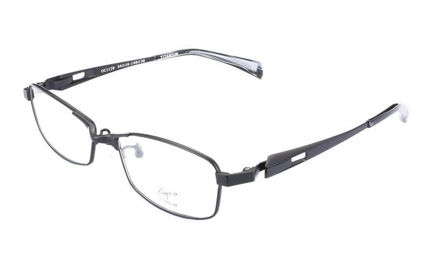 Eyeglasses K.moriyama OC1139  マットブラック