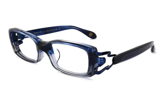 メガネ BUTTERFLY EFFECT BE2012J-8S  ブルー