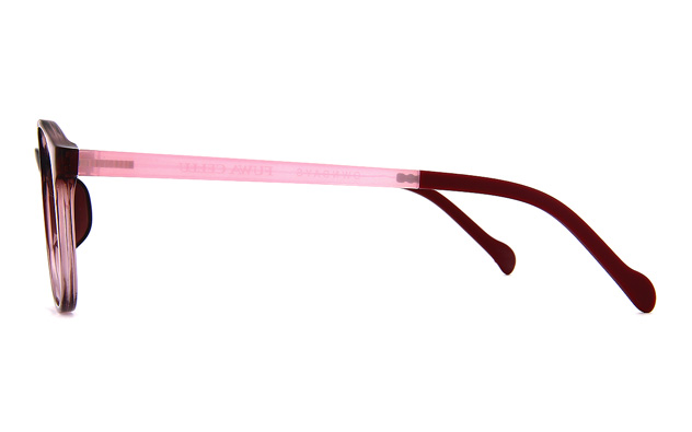 Eyeglasses FUWA CELLU FC2015T-9S  Purple