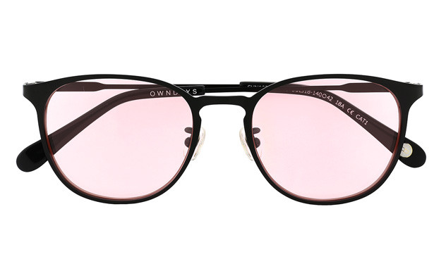 Sunglasses OWNDAYS SUN1031-B  マットブラック