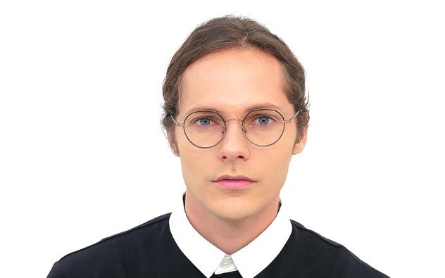Eyeglasses John Dillinger JD1024K-9A  ガン