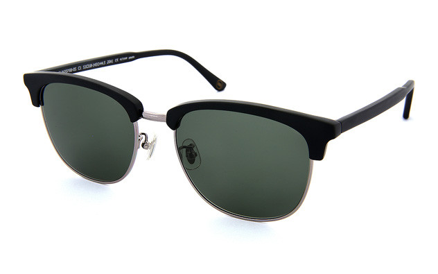 Sunglasses OWNDAYS SUN2079B-0S  Mat Black