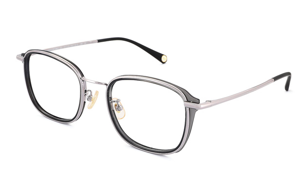 Eyeglasses Graph Belle GB2018G-8A  ブラック