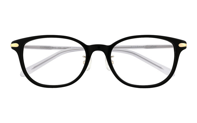 Eyeglasses Calmo CL2004J-8A  ブラック