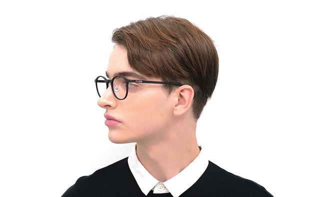 Eyeglasses OWNDAYS PHSP2001T-0A  Mat Black