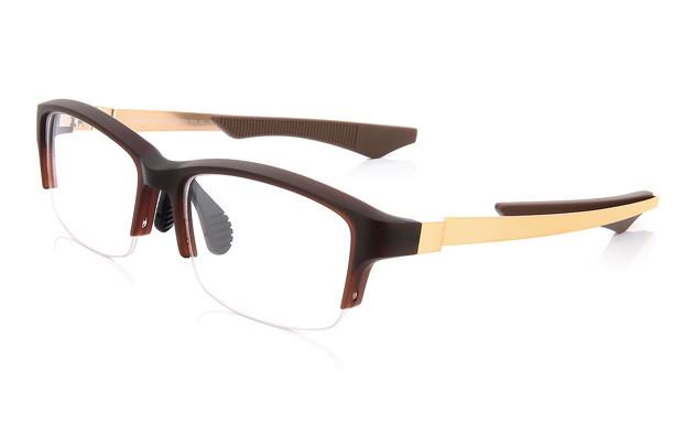 Eyeglasses AIR For Men AR2032D-0A  マットブラウン