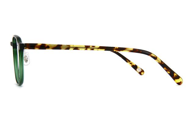 Eyeglasses Graph Belle GB2025D-9S  グリーン